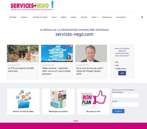 HOME PAGE SERVICES NEGO