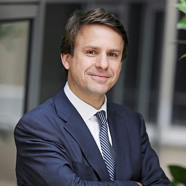 Bertrand Savouré, nouveau président de la chambre des notaires de Paris