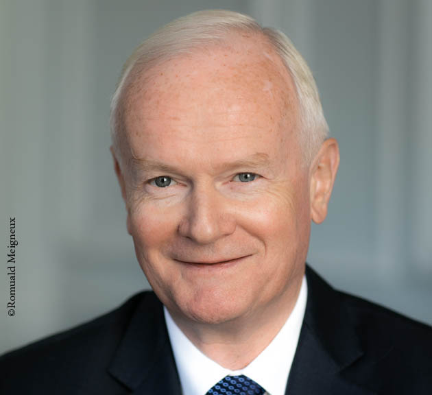 Jean-François Humbert, nouveau Président du CSN