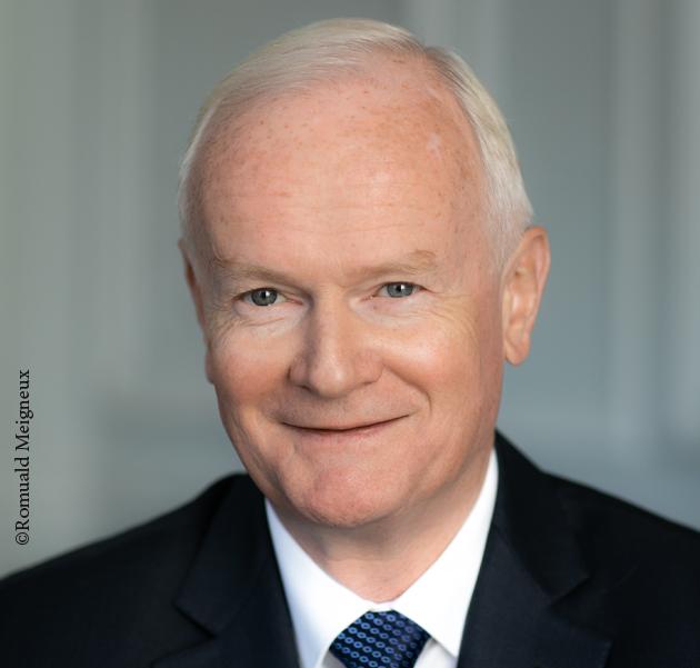 Interview de Jean-François Humbert : le nouveau président du Conseil supérieur du notariat (CSN).