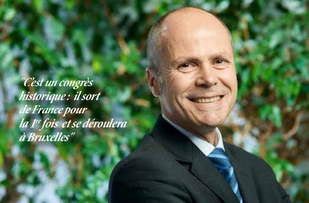 5 questions à Marc Cagniart : Président du 115e congrès des notaires